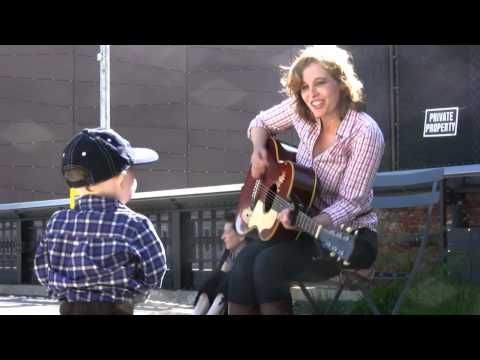 Tift Merritt - Engine to Turn ... spontaneous community, live on the high line in NYC ... have a listen.