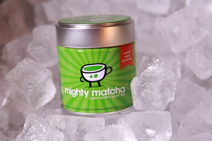 Mighty Matcha on the rock ;)