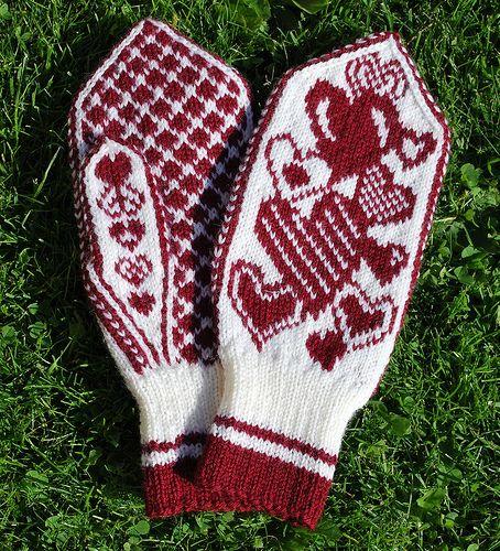Jolnir mittens | Flickr - Photo Sharing!