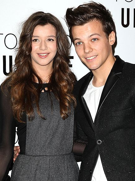 One Direction's Louis Tomlinson Splits With Girlfriend Eleanor Calder<<I'm really shook up about this. Eleanor has been around for so long...