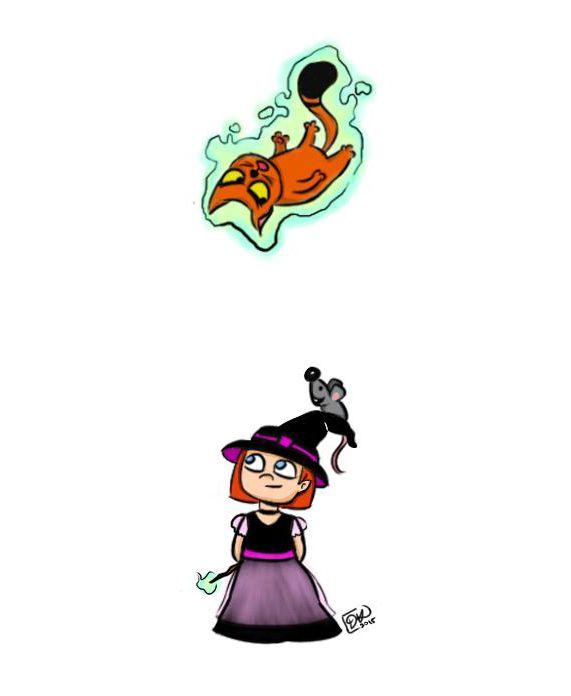 little witch by dakshata khedekar