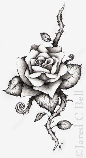 tattoo roos op pols - Google zoeken