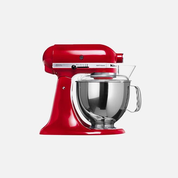 KitchenAid - Artisan Stand Mixer 4.8l & Free Attachment