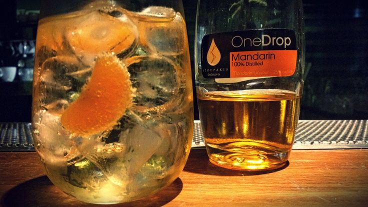 This amazing mandarin liqueur made in #ChiosIsland from the unique citrus variety native to the island will spice up your night! #Cocktail with #mandarin #liqueur & #gin #tonic  Singular #liqueur only #Greek nature can produce and Stoupakis Drinks can master it! #WeekendBliss http://agoragreekdelicacies.co.uk/online-shop/4570272291/Liquors-Spirits