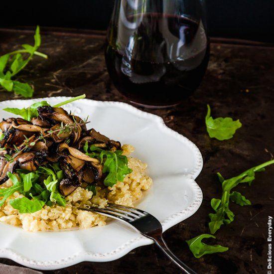 ... on Pinterest | Marinated mushrooms, Mushroom burger and Wild mushrooms