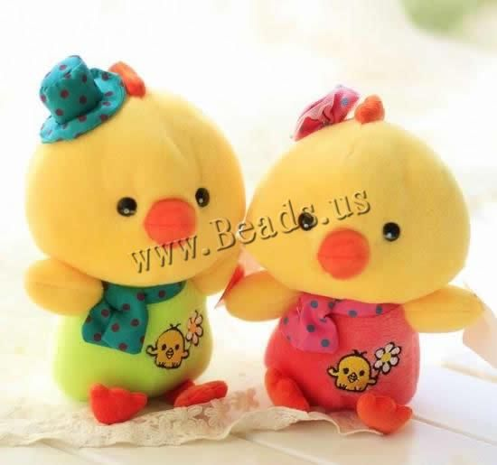 Plush Chicken Doll