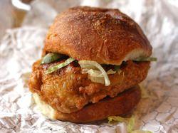 First Look: Leghorn Chicken Brings 'Socially Conscious' Fried Chicken Sandwiches to Ukrainian Village | Serious Eats: Chicago