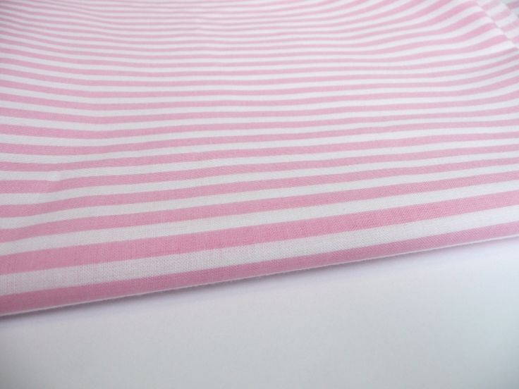 10. Light pink stripes