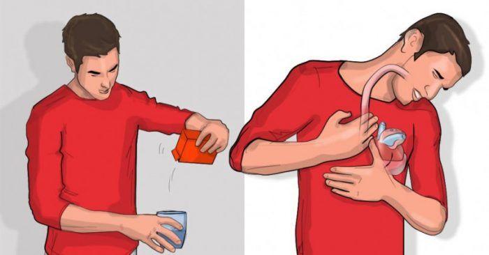 Ρίξε λίγη Μαγειρική Σόδα μέσα σε ένα Ποτήρι Νερό και Πιες το. Αν Ρευτείς μέσα στα επόμενα 5 Λεπτά ΑΥΤΟ σημαίνει ότι... -idiva.gr