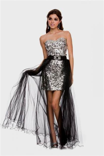 black and silver prom dresses with straps 2016/17 » Ad Board