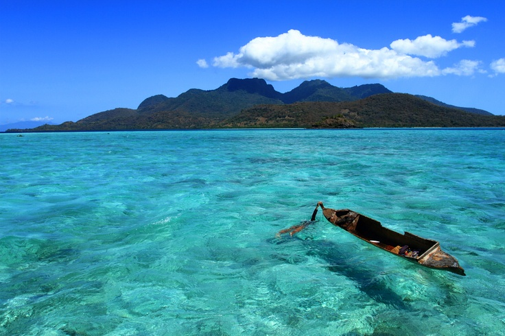 Besar Island, Maumere - Indonesia