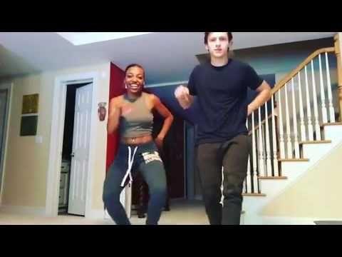 Tom holland and zendaya dancing (instagram) - YouTube