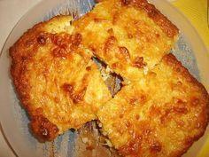a greek pie-τραχανόπιτα
