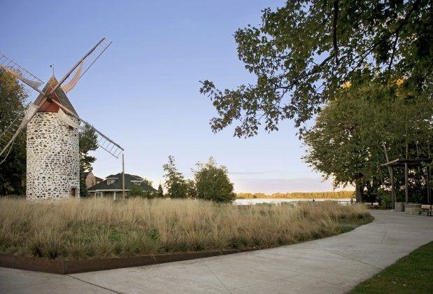 Parc du Vieux-Moulin | Groupe Rousseau Lefebvre