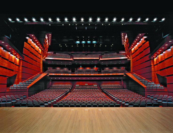 Tokyo International Forum | Rafael Viñoly Architects | Hall C
