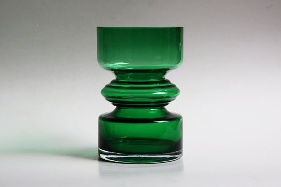 Riihimaki Stunning Tiimalasi Vase, via 1001vintage, $152.00 (http://www.etsy.com/listing/83447198/riihimaki-stunning-tiimalasi-vase-made)