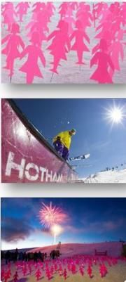 Hotham turns Pink | Breast Cancer Network Australia