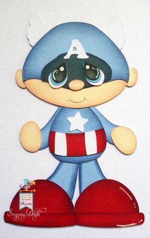 Hero Captain America