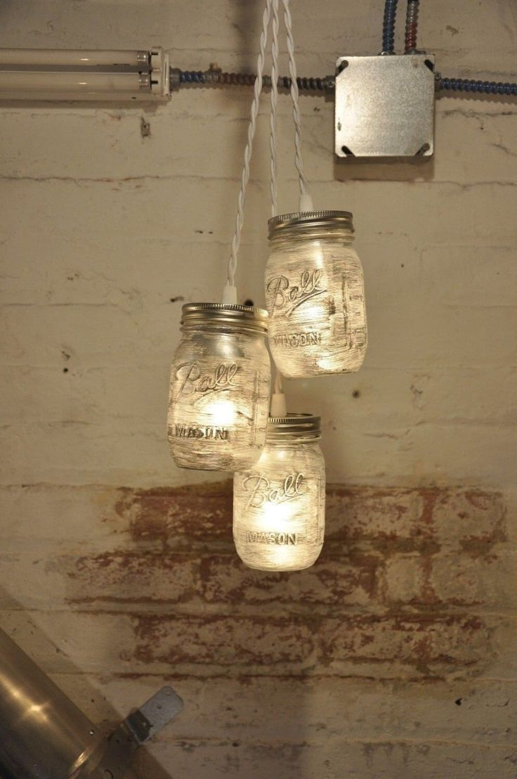 28 best mason jar chandelier images on pinterest hanging lamps a personal favorite from my etsy shop httpsetsy arubaitofo Choice Image