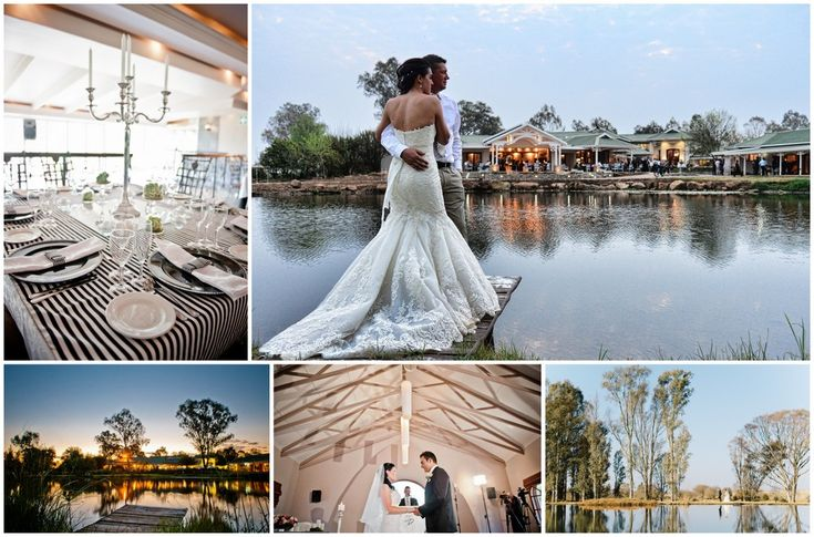 Oxbow Estate wedding venue is a chic country style wedding venue located on the banks of the Osspruit River near Bronkhorstspruit in Gauteng.