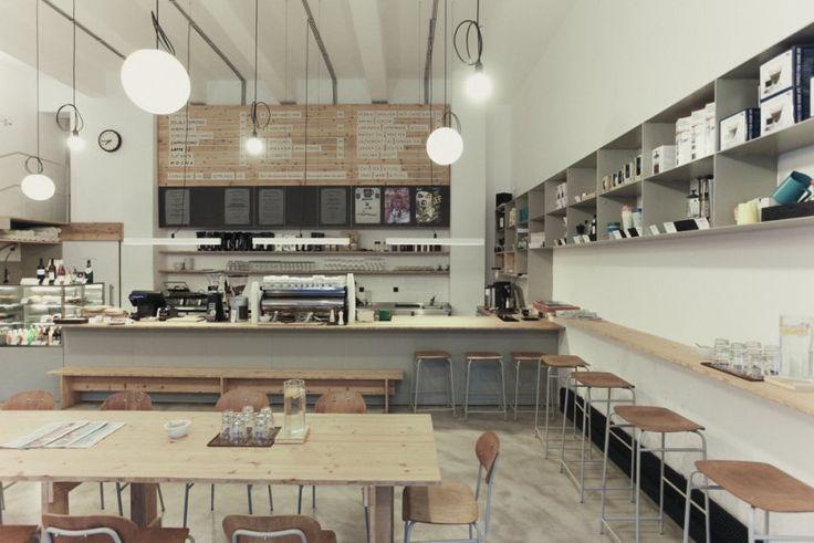 EMA espresso bar | Cafés | Prague