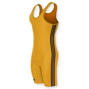 Wrestling Singlets    Another Adidas product that confirms they have been makers of fine wrestling gear. This product is very pliable plus an enormous color selection is offered by them. These singlets will allow fair amount of ease to move about without restriction on the mat. As always, the product is high quality and also you will begin to see the time and effort Adidas put into making a product that is good.
