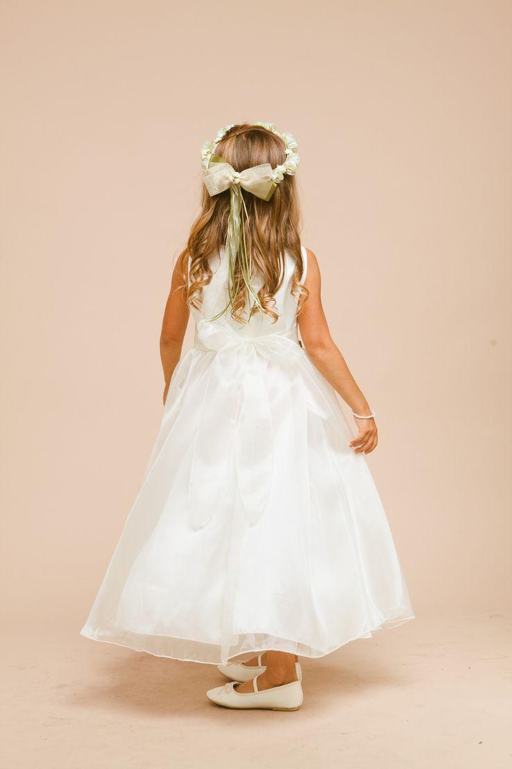 Affordable Organza Communion Dress