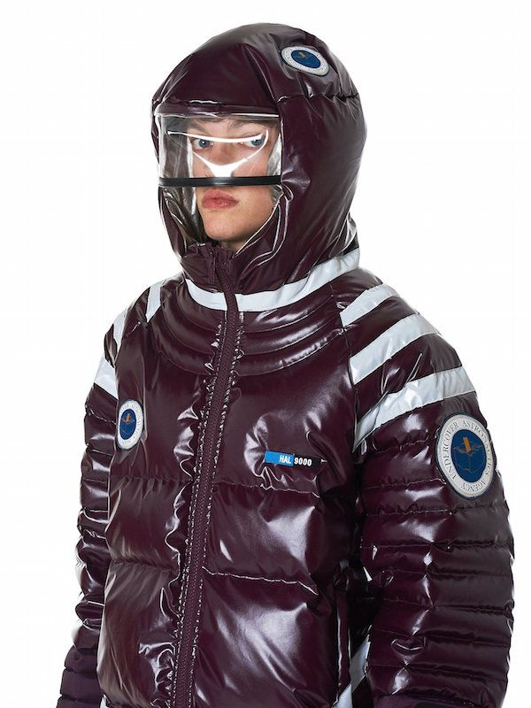 e583fcdbf9c8 Spacesuit-Inspired Down Jacket Is For Anyone Who Wants To Be A Galactic  Explorer