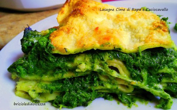 Lasagne+Cime+di+Rapa+e+Caciocavallo