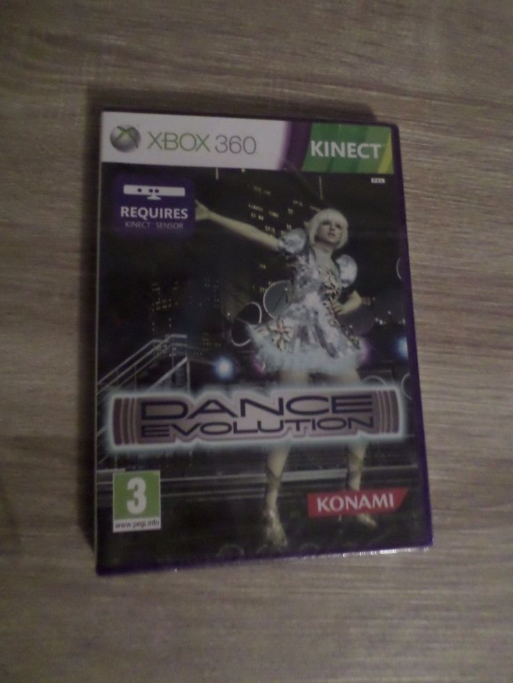 #Dance evolution #kinect xbox 360 game bniw gift #sealed ,  View more on the LINK: http://www.zeppy.io/product/gb/2/381936319976/