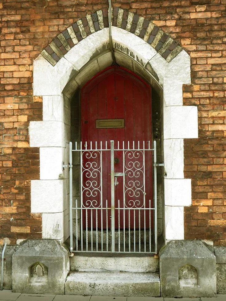 My photo of an office door taken in the center of Cork, Ireland.