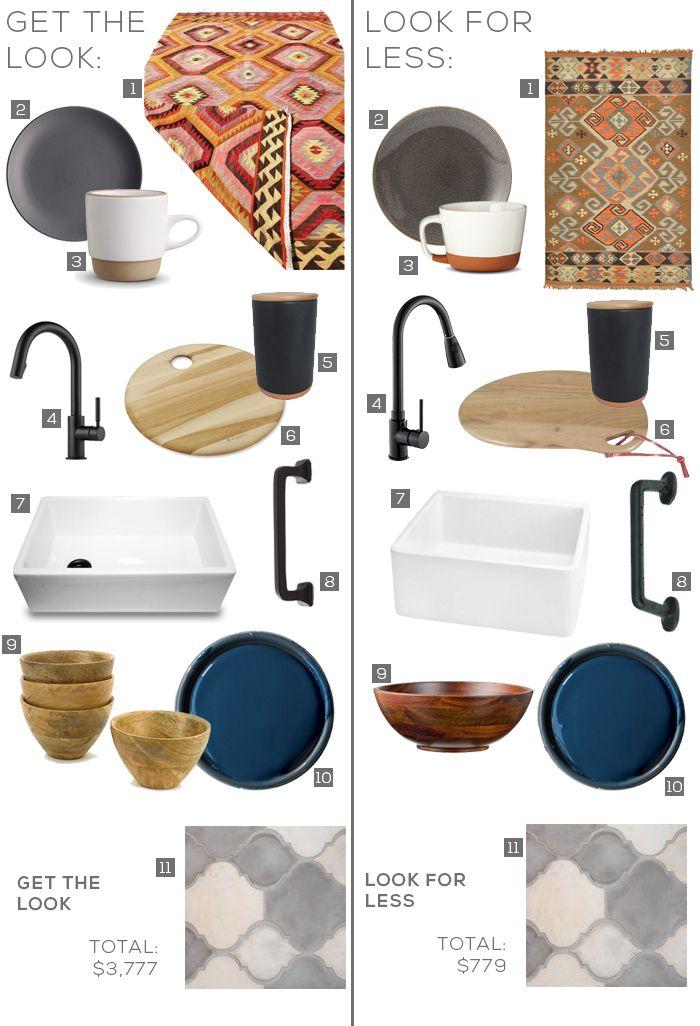 Modern Spanish California Home – The Kitchen Roundup | Emily Henderson