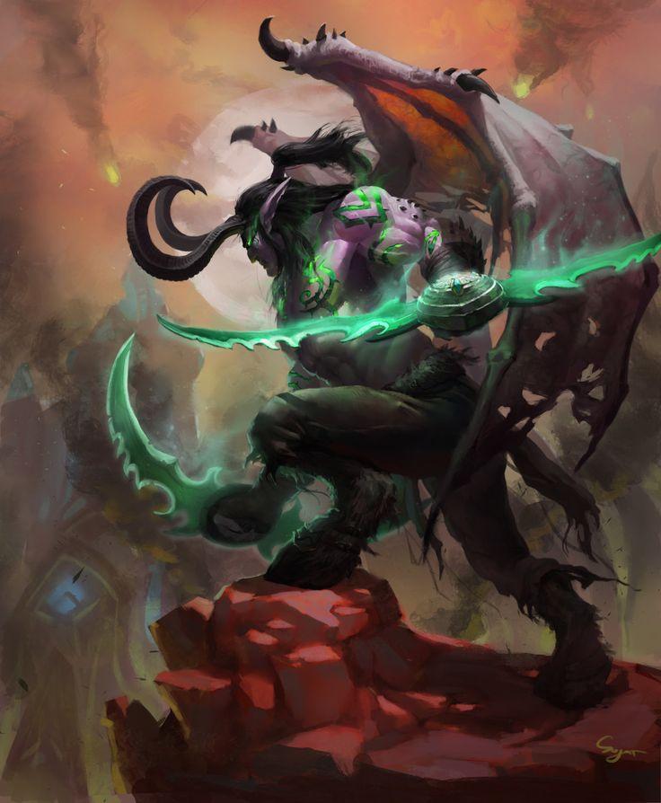 how to change demon hunter mask