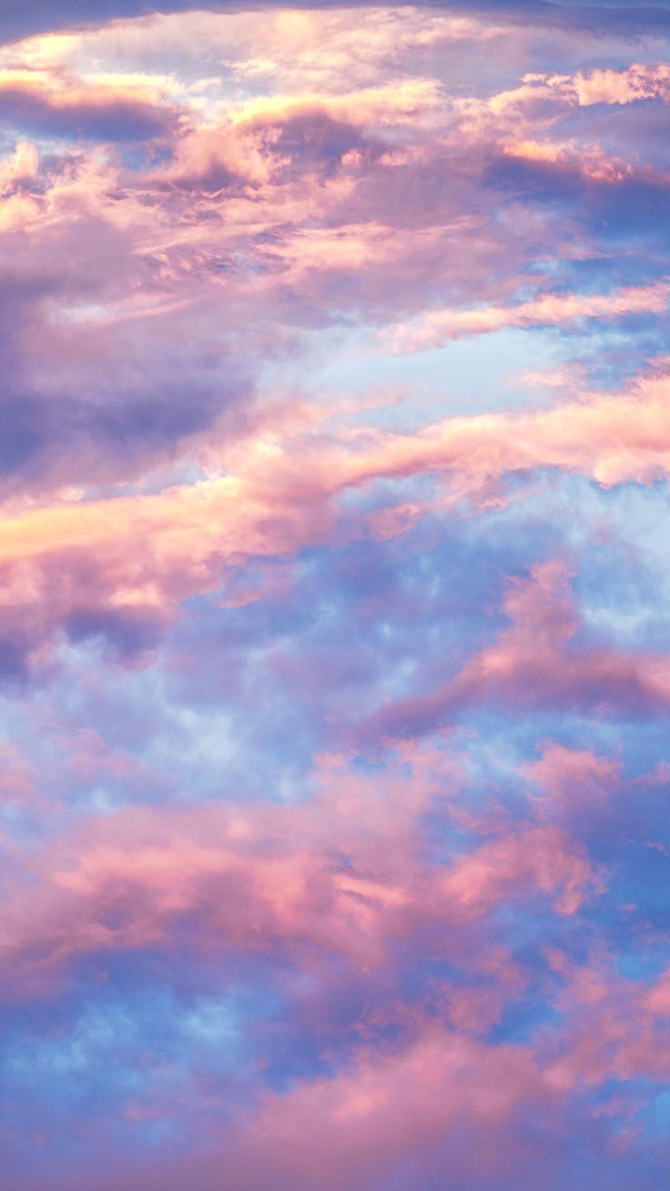 22 Iphone Wallpapers For People Who Live On Cloud 9 Preppy Wallpaper