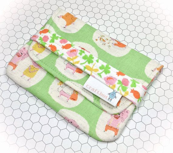 Just the Pads Pig Holder Sanitary Pads Case Period by craftbot