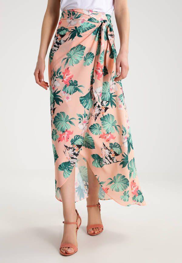 Tropical Sarong Skirt