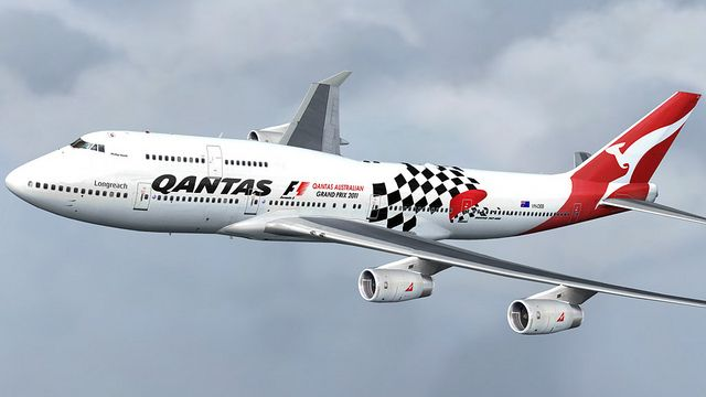 what is formula 1 qantas australian grand prix