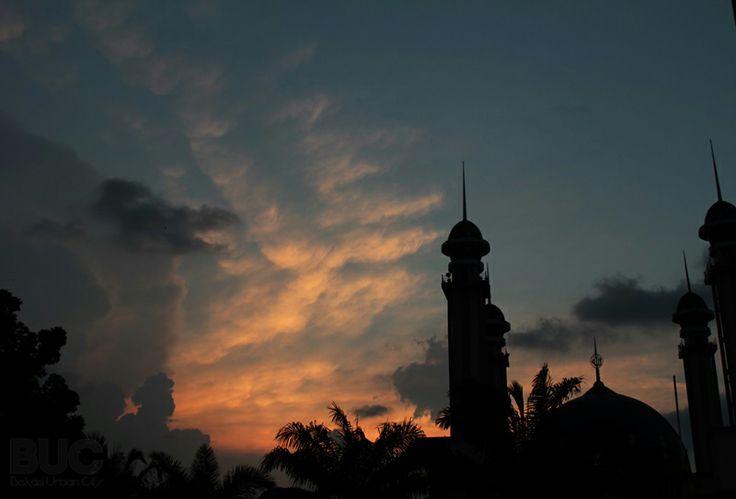 Masjid Al – Barkah Bekasi