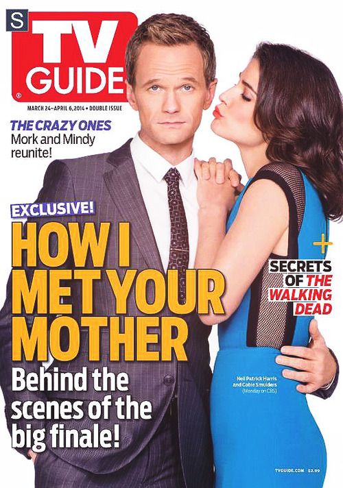 Barney & Robin's cover How I Met Your Mother #himym