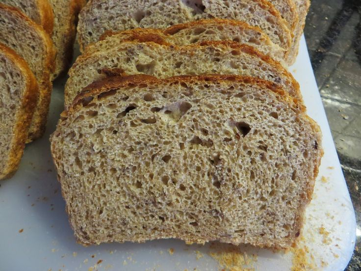 Anita's potjes en pannen: Spelt-havermout brood