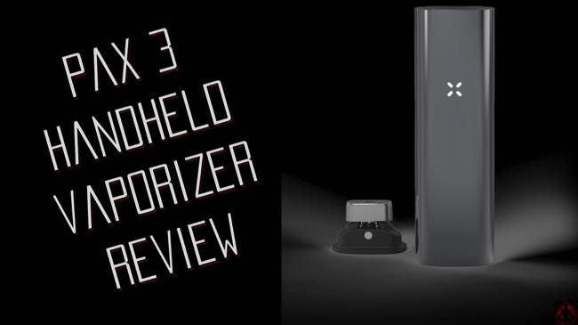 PAX 3 Handheld Vaporizer Video Review - http://www.entertainmentbuddha.com/reviews/pax-3-handheld-vaporizer-video-review/