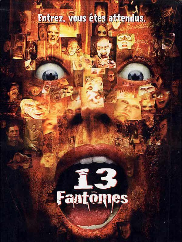 13 fantômes est un film de Steve Beck avec Shannon Elizabeth, Tony Shalhoub. Synopsis : Arthur Kriticos, un enseignant veuf, hérite du majestueux manoir de son oncle Cyrus. Il y emménage très vite avec ses deux enfants Kathy et Bob, leur