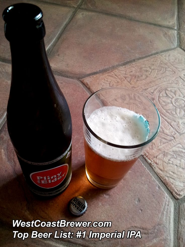 Pliny the Elder: #1 Top Rated Imperial IPA Beer - Russian River Pliny the Elder, Best India Pale Ale  http://www.westcoastbrewer.com/Best_Imperial_IPA_Beer_Russian_River_Pliny_the_Elder.php