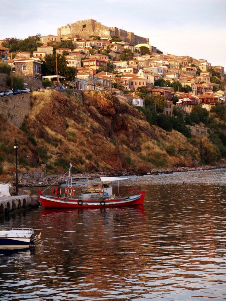Isla de Lesbos (Grecia)