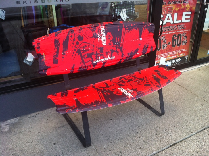 Wakeboard Bench Wakeboard Pinterest Benches Ideas And One Day