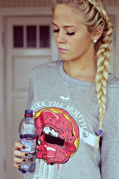 5 cute and easy gym hairstyles - Inspire Beauty Tips