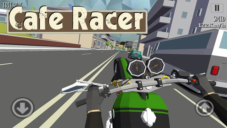 Bike Racing Game | Cafe Racer (Android/IOS) I Present You An Amazing Bike Racing Game, Cafe Racer by PinguinSoft! Do You Like Bike Riding? Learn now!  #Video #YouTube #GamingVideo #Gaming #Games #androidgames #caferacer