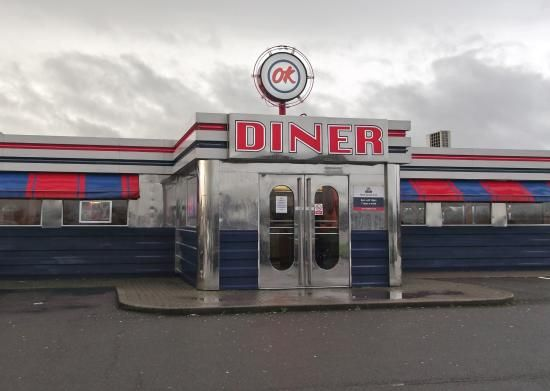 OK Diner, Newark-on-Trent Picture: OK Diner exterior - Check out TripAdvisor members' 1,662 candid photos and videos of OK Diner
