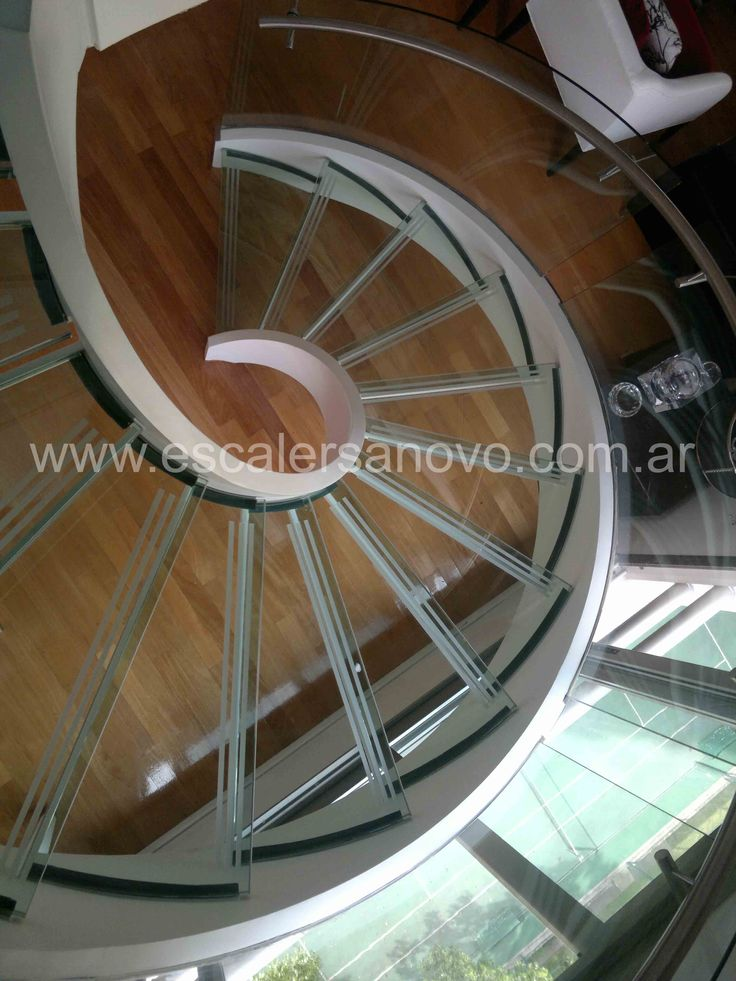 Escalera Caracol Desde Arriba. Perfect Escalera Caracol Para ...