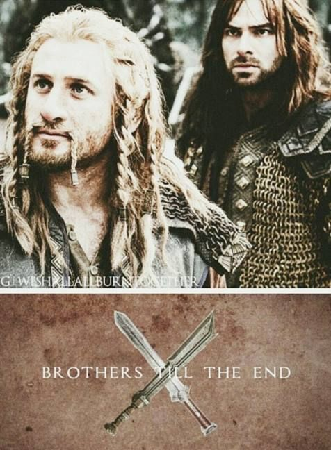 brothers till the end